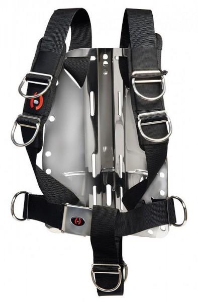 Hollis Solo verstellbare Begurtung Harness System TECH TEK Taucher Gurt