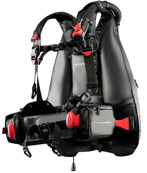 Atomic Aquatics BC2 Tarier Taucher Jacket Tarierjacket Integrierte Bleitaschen System