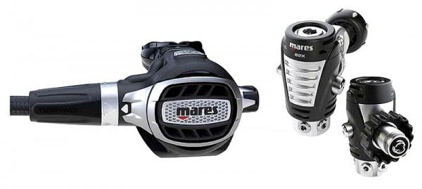 Mares ULTRA ADJ 82X Atemregler Taucher Regler DIN oder INT tauchen