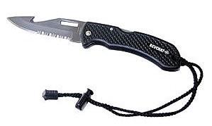 Beuchat Tauchmesser Maximo Pocket Taucher Messer Klappmesser