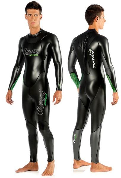 Cressi Triton Schwimmanzug 1,5mm 1,5 mm Ultraskin Schwimm Anzug schwimmen Neopren Herren