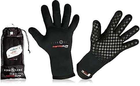 Aqualung Thermocline Flex 3mm Neopren Tauchhandschuh Gr. S Taucher Handschuh