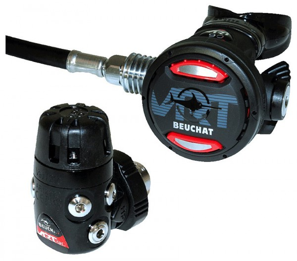 Beuchat VRT 90 Atemregler Membran gesteuert INT od. DIN