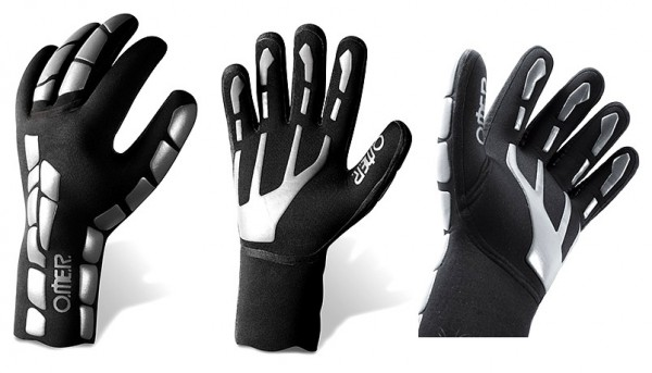 Omer Spider Gloves Apnoe Taucher Handschuhe 5mm Neopren