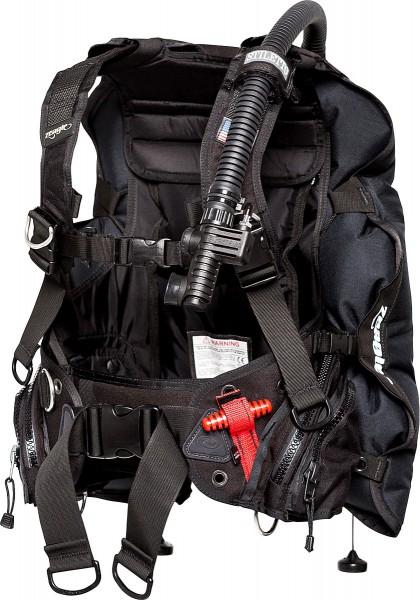 Zeagle Stiletto Tarierjacket Wing Taucher Jacket integriertes Bleitaschen System tauchen
