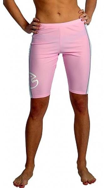 IQ-Company Trilastic Sonnenschutz Knie Hose Short UV Schutz rosa
