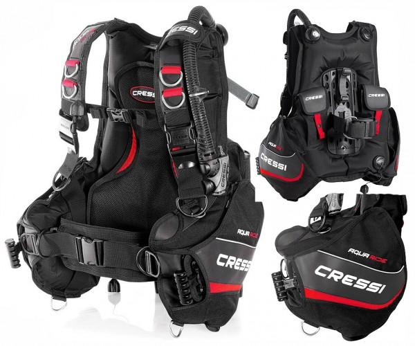 Cressi Aquaride Jacket Tauchjacket Taucher Jacket Tarierjacket integrierte Bleitaschen