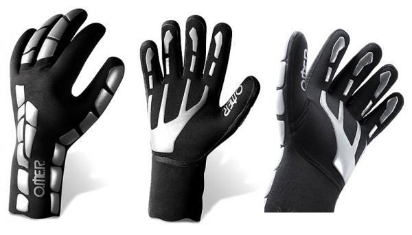 Omer Spider Gloves Apnoe Taucher Handschuhe 3mm Neopren