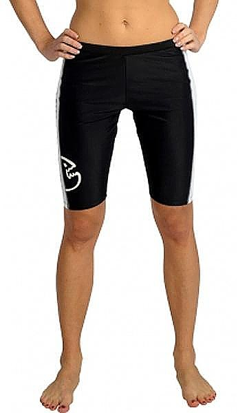 IQ-Company Trilastic Sonnenschutz Knie Hose UV-Schutz schwarz Damen XS Taucher tauchen schnorcheln