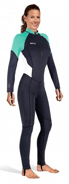 Mares Trilastic Steamer Damen Sonnenschutz UV-Schutz +50 Ganz Körper UV Schutz