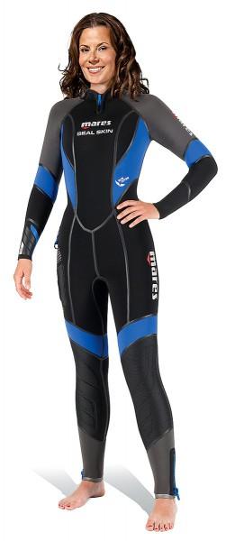 Mares Seal Skin 6 mm Neopren Tauchanzug Damen Frauen Taucher Anzug