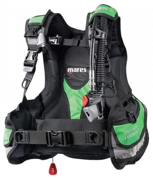 Mares Scuba Ranger Kinder Tauchjacket XXXS 3XS Taucher Tarier Weste Jacket tauchen children diving