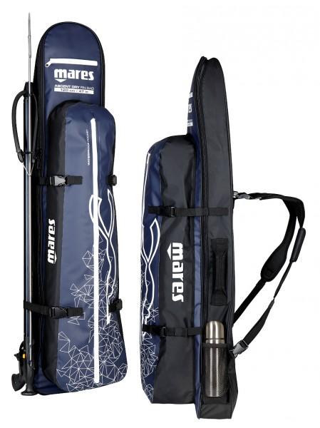 Mares Ascent dry fin Bag Apnoe Flossen Freitaucher Freitauch Tasche Trockentasche lange Tasche