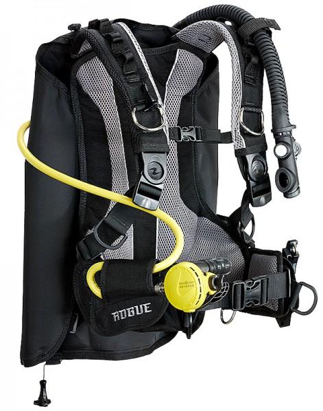 Aqualung Rogue leichtes Wing Reisejacket Tarierjacket Taucher Reise Jacket