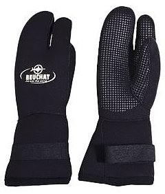 Beuchat 3 Finger 7 mm Neopren Taucher Handschuhe Tauchhandschuhe