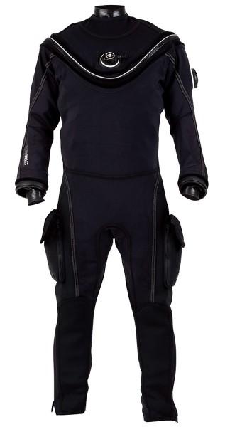 Aqualung Fusion Bullet SLT Trockentauchanzug neues Modell Trocken Taucher Anzug Tauchanzug
