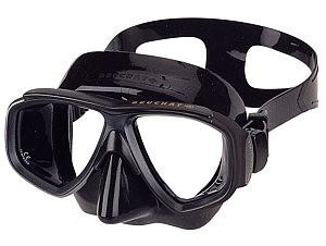 Beuchat Mundial Apnoe Maske Taucherbrille Tauchermaske