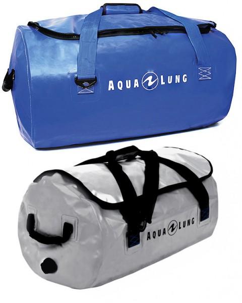 Aqua Lung Aqualung Defense Duffle Trockentasche blau tauchen Taucher Tasche Wasserdichte Nächte 85 L