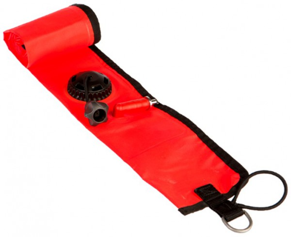 Tec Boje Taucher Oberflächen Sicherheits Boje Schnell Ablass Ventil Inflator Kupplung