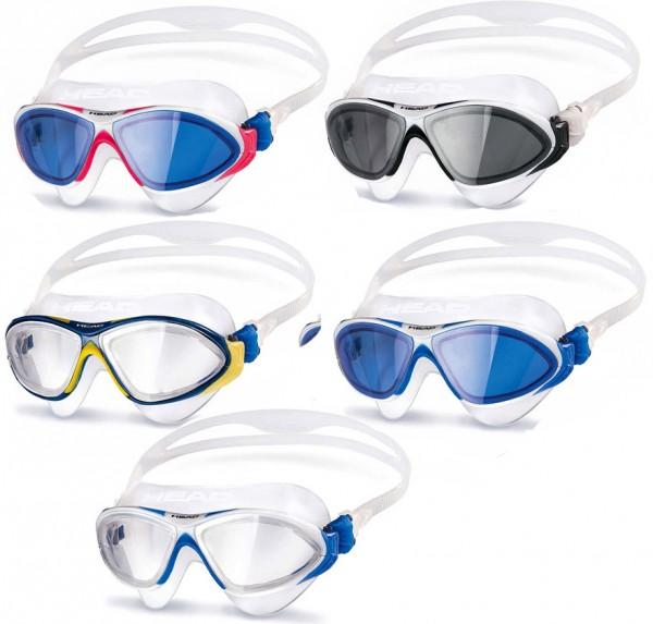 Head Horizon Profi Schwimmbrille Schwimmaske Silikon schwimmen Brille Maske professionell