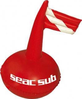 Seac Sub Signalboje mit Flagge Fahne Oberflächen Markierungs Taucher Boje tauchen