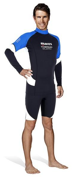 Mares Thermo Guard Long Sleeve 0,5mm Gr. XL u. XXL Sonnenschutz Metalite Herren tauchen schwimmen