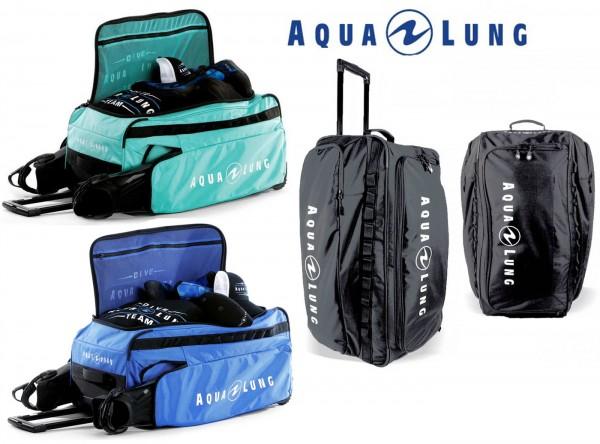 Aqua Lung Explorer 2 Roller Taucher Trolley Tasche Tauchen Rucksack gross Rollen Griff 139 Liter