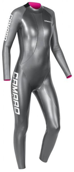 Camaro X-Pulsor pro 5 / 2 mm professioneller Triathlon Schwimmanzug Damen Frauen Profi Wettkampf