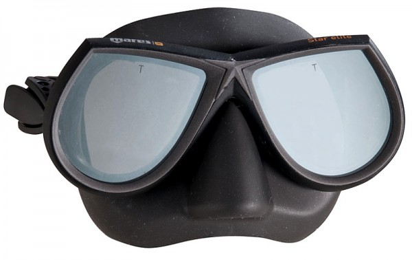 Mares Star Elite Apnoe Taucher Maske Tauchmaske Apnoemaske