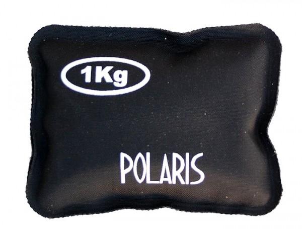 Polaris Softblei 1,0 kg in Nylonsack Taucher Blei Tauchblei