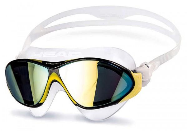 Head Horizon Mirrored Spiegelglas Profi Schwimmbrille Schwimmaske Maske schwimmen